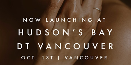 Ellie Bianca Grand Launch at Hudson's Bay DT Vancouver, Vancouver tickets