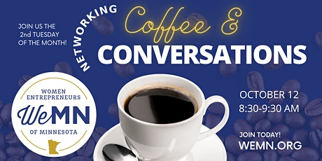 Coffee & Conversations with WeMN.org tickets