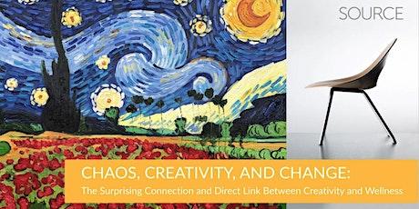 Source International  CEU   Chaos, Creativity and Change tickets