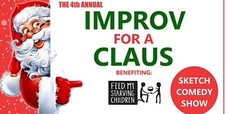 Improv for a Claus at Bug Theatre tickets