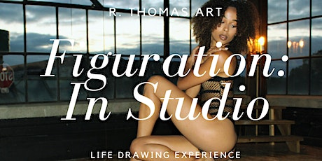 Figuration: In Studio at OBJX: Life Drawing Experience tickets