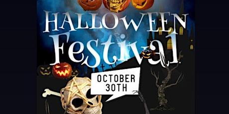 Halloween Festival tickets