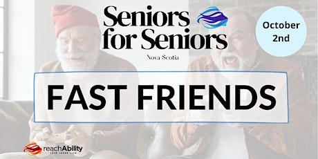 Fast Friends tickets
