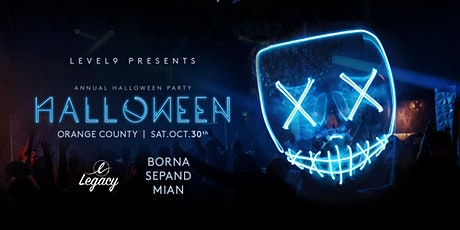 "12th Annual Halloween ""Orange County"" tickets"