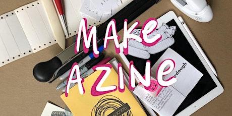 NaMaZiMo: Make a zine in November tickets