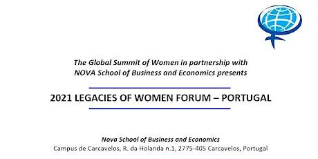 Legacies of Women Forum ingressos