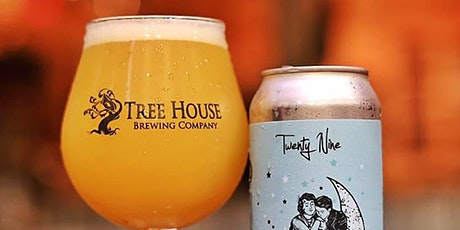 Treehouse Brewing Company, a Craft Beer Cult tickets
