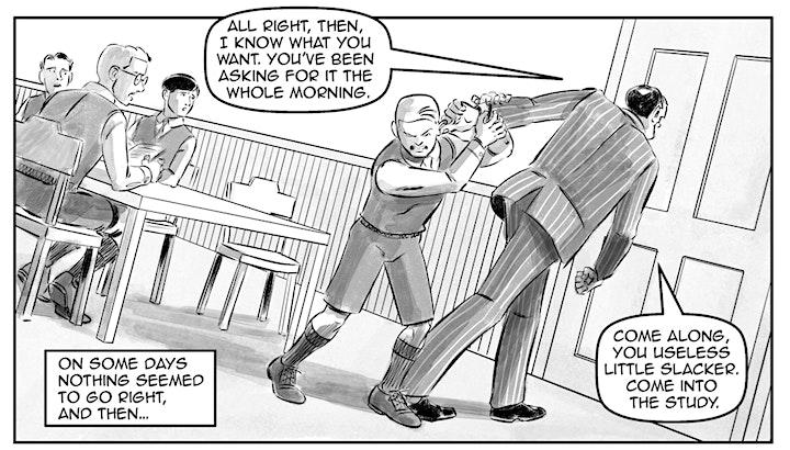Jaime Huxtable at Cartoon County image