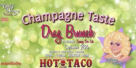 Champagne Taste Drag Brunch featuring Sunny Dee Lite tickets