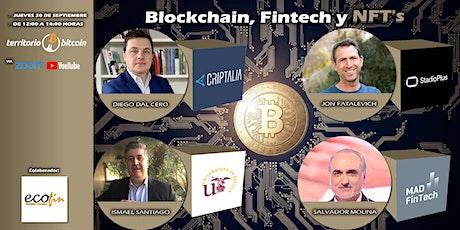 Blockchain, Fintech y NFT's tickets