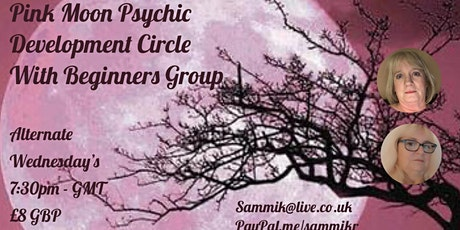 Psychic Development Circle with Beginners Group tickets