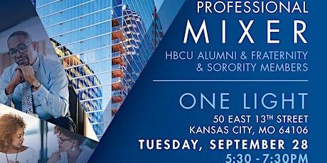 HBCU & Greek Professional Mixer tickets