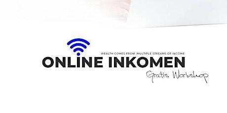 Online inkomen tickets