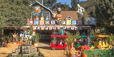 12pm - 5pm November Pumpkin Patch Passes tickets