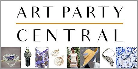Virtual Art Party: Meet the Makers PLUS Sneak Peeks, Raffles & Discounts! tickets