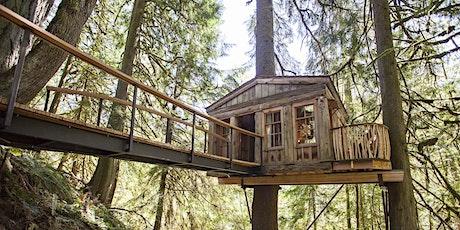TreeHouse Point Treehouse Tour boletos