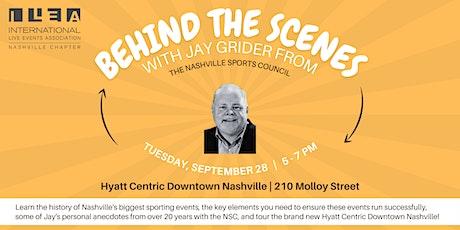 September ILEA Nashville Meeting at Hyatt Centric Downtown Nashville tickets