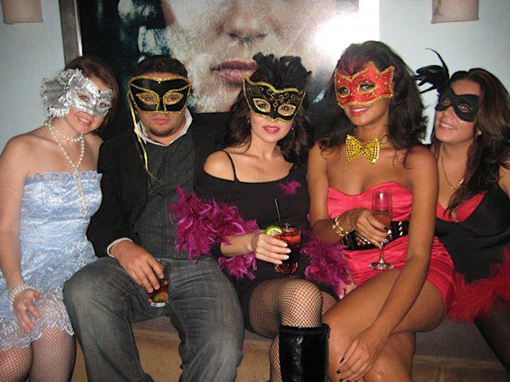 HALLOWEEN #1 LATIN MUSIC & COCKTAILS BOAT PARTY YACHT CRUISE |  NYC VIBES image
