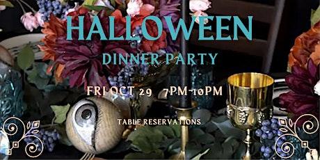 Halloween Dinner Party tickets