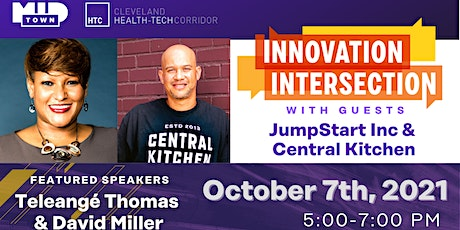 Innovation Intersection with JumpStart Inc & Central Kitchen tickets
