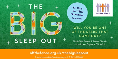 The Big Sleep Out 2021 tickets