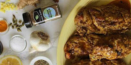 Roasted Chicken-3 Ways tickets