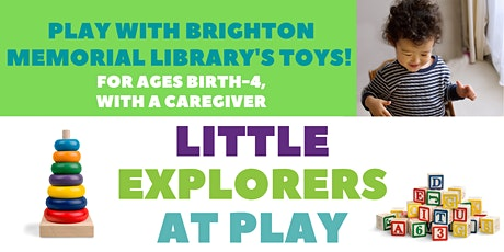 Little Explorers at Play tickets