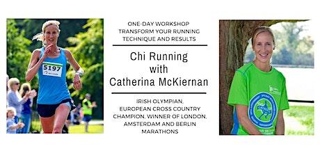Run with Olympian Catherina McKiernan: Dublin, 18/9/21,12 - 4.00 pm tickets