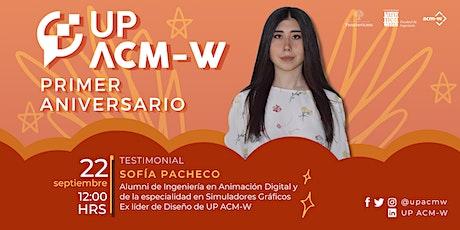 Testimonials - Sofi Pacheco tickets