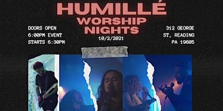 Worship Nights 10/2 tickets