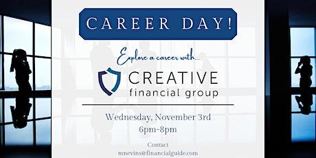CREATIVE Career Day (Fairfield) tickets