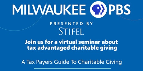 A Taxpayer's Guide to Charitable Giving. tickets