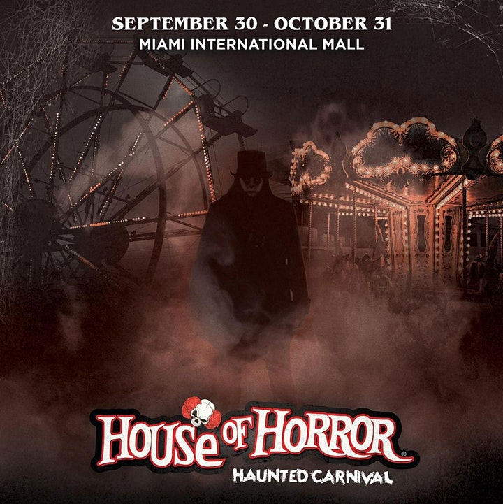 House of Horror Haunted Carnival 2021 image
