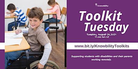 Toolkit Tuesdays: Assistive Technology Trends biglietti