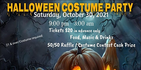Haunted Halloween Costume Party tickets