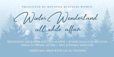 Winter Wonderland All White Affair tickets
