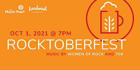 Oktoberfest NL - Rocktoberfest tickets