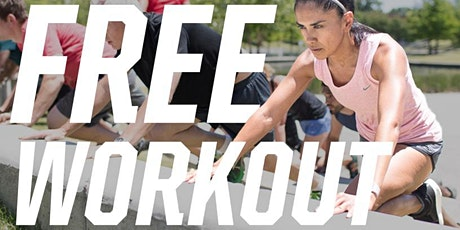 Outdoor Community Workout tickets