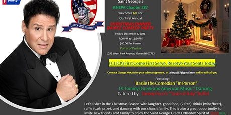 CHRISTMAS DINNER DANCE COMEDY PARTY tickets