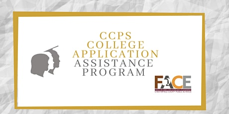 Copy of CCPS College Application Assistance Program tickets