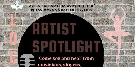 Local Artist Spotlight tickets