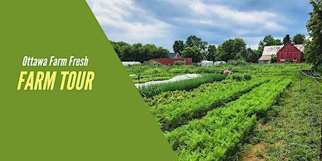 Market Garden Farm Tour: Ottawa Farm Fresh tickets