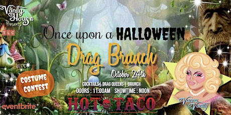 Once upon a Halloween Drag Brunch by The Vanity House tickets
