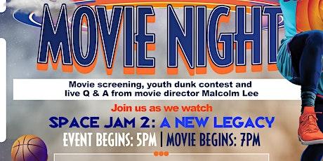 Summer Movie Night - Space Jam 2 tickets