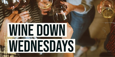 Wine Down Wednesday (members only) tickets