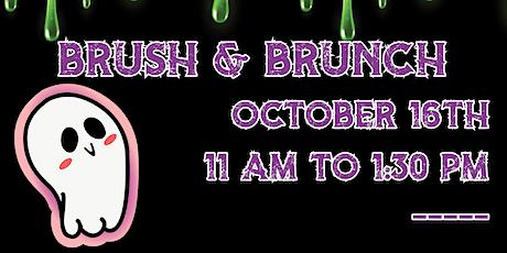 Brush & Brunch tickets