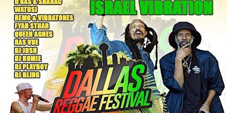 DALLAS REGGAE FEST 2021 | Feat ISRAEL VIBRATION +KING YELLOWMAN +CE'CILE tickets