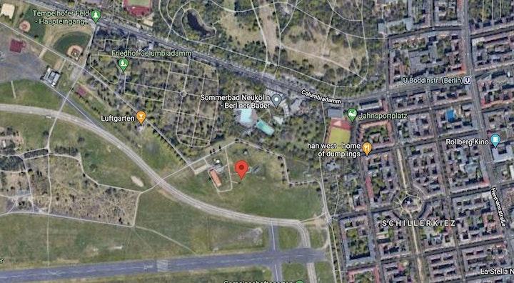 Finissage @ Tempelhofer Feld | THE PATH: Bild
