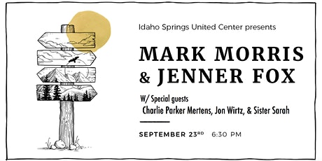 Mark Morris & Jenner Fox tickets