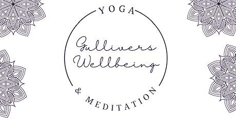 Twilight Yoga Retreat at Gullivers tickets